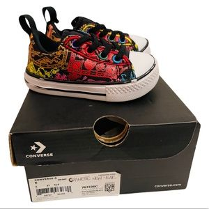 Converse Infant Shoes Size 5 CHINESE NEW YEAR 2020